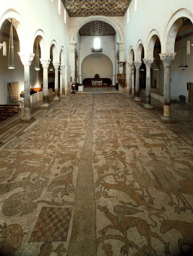 THE LARGEST CATHEDRAL IN SALENTO: SANTA MARIA ANNOUNCED IN OTRANTO